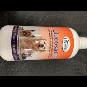 New never used/open dog or cat oil based vitamins.